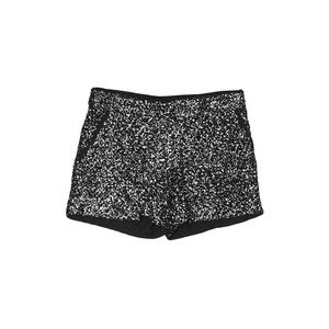 KENNETH COLE COLLECTION Black Sequin Dress Shorts